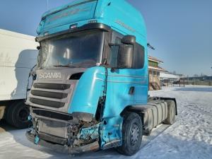2015 Scania R EURO6