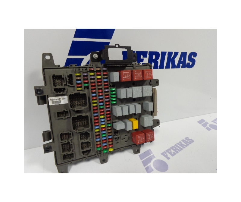 volvo fl central fuse box 5010590677