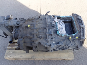 MAN 12AS2131TD gearbox with retarder 81320046280