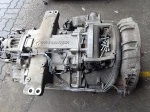 Mercedes Benz Actros G211-16 gearbox