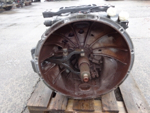 Scania GRSO905R gearbox with retarder 1790629, 1894074, 1940785