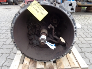 Volvo VT2512B gearbox