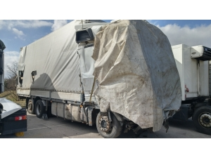 2011 Mercedes Benz Actros MP3 EURO5 6x2/2