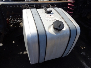 MAN aluminum 310L fuel tank with brackets 81122015742