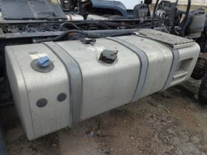 MAN fuel tank 595L diesel +70 AdBlue 81122015733 complete with brackets
