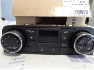 Brand new OEM MAN heater control module 81619906081, 81619906097