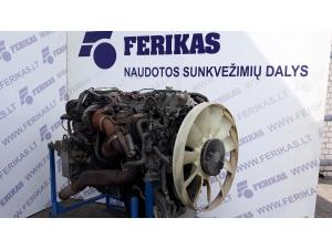 MAN TGX,TGS engine D2676LF22 EURO 5