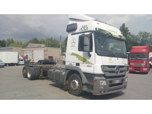 2010 Mercedes Benz Actros MP3 EURO5 6x2