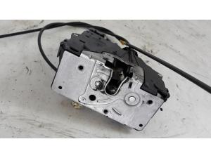 MB Actros MP4 left side door lock A9607230001