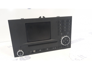 MB Actros MP4 navigation system A0004467662, A0004466662, A0004465862
