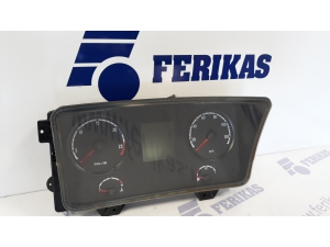 Scania instrument cluster 2020194, 2061581, 2052208