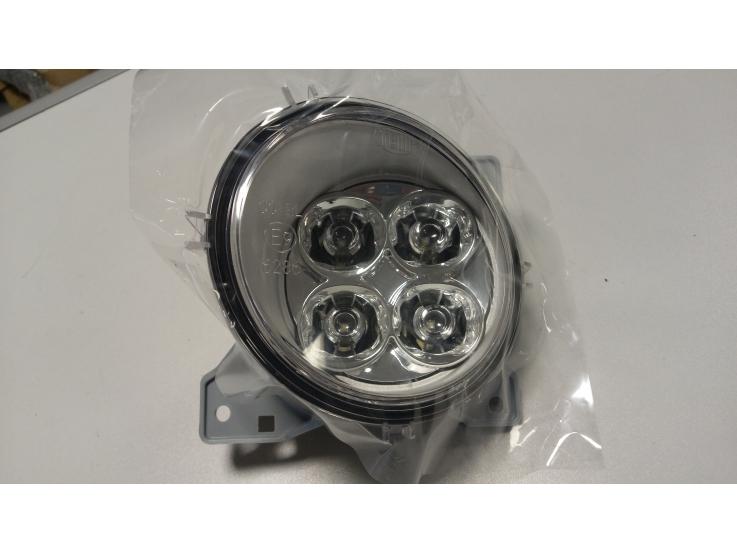 Scania R 2010- dienos šviesos žibintas į buferį, LED  1931614  1931613