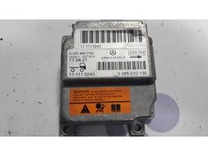 MB Actros airbag sensor A0004460742