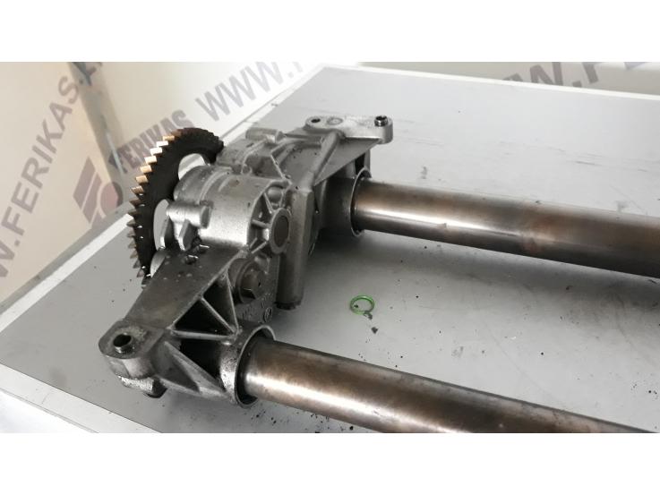 MB Actros MP4 oil pump A47118020801, A4711801701, A4711802601