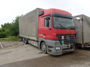2006 Mercedes Benz Actros MP2 EURO5