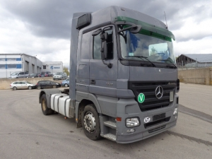 2008 Mercedes Benz Actros MP2 EURO5