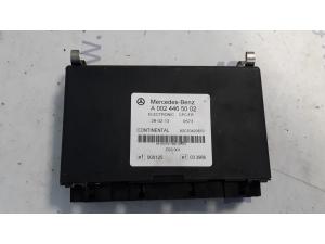 MB Actros MP3 CPC FR control unit A0024464002, A0024465002