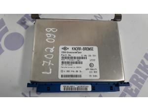 MB Actros MP4 EBS control unit A0004468836, 0486106054