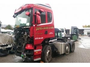 2012 Scania R420 EURO5 6X2/2