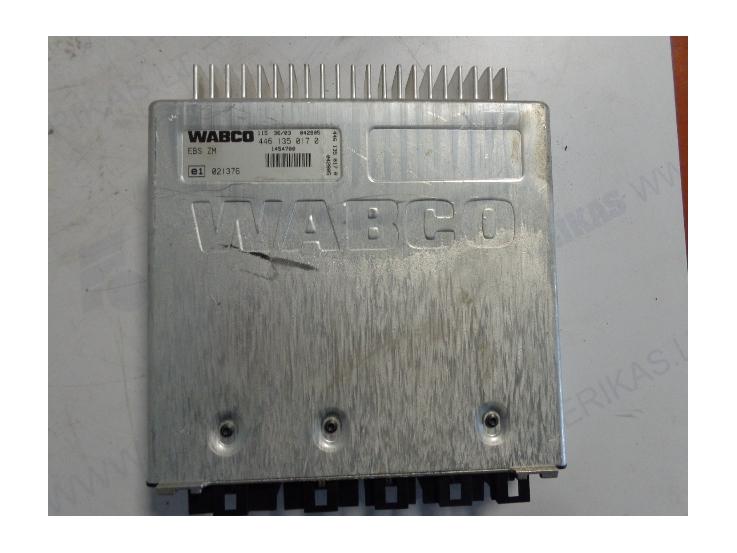 DAF EBS control unit 1454700, WABCO 4461350170 - FERIKAS