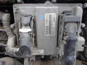 MAN D2066 EURO 4 engine control unit ECU 0281020067, 51258037591, 51258037833