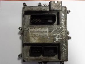 MAN D2066 EURO 3 engine control unit ECU 0281020055