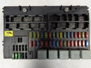 Mercedes Benz Grundmodul control unit A 0004463058