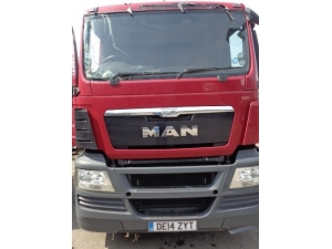2014 MAN TGS EURO5