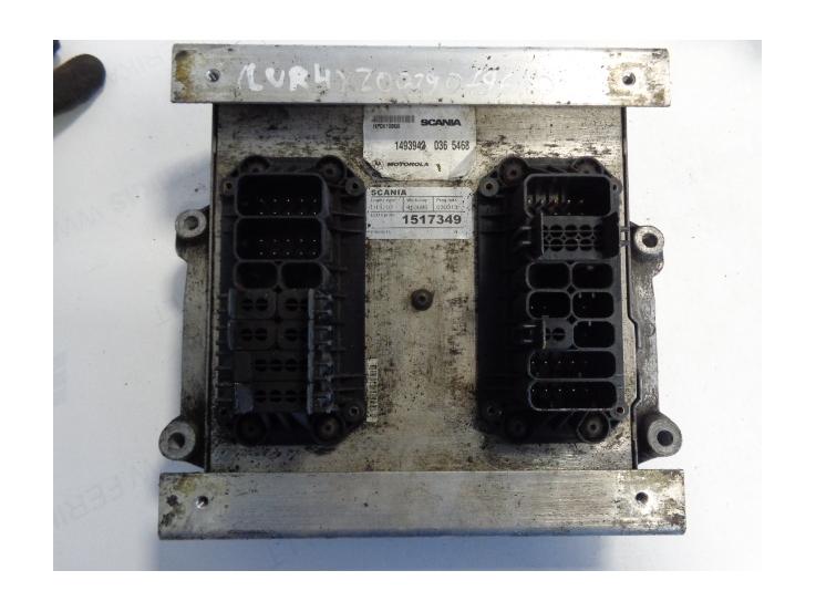 Scania DT12 Engine control unit EDC ECU 1517349, 1493942 - FERIKAS