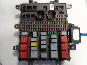 Renault central fuse box 7421169993