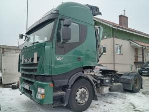 2011 Iveco Stralis EURO5