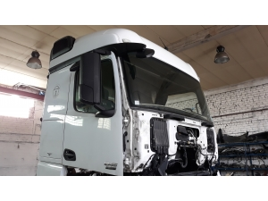 2012 Mercedes Benz Actros MP4 Stream space cab...