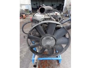 MAN TGA TGS TGX variklis D2066LF36 EURO 4