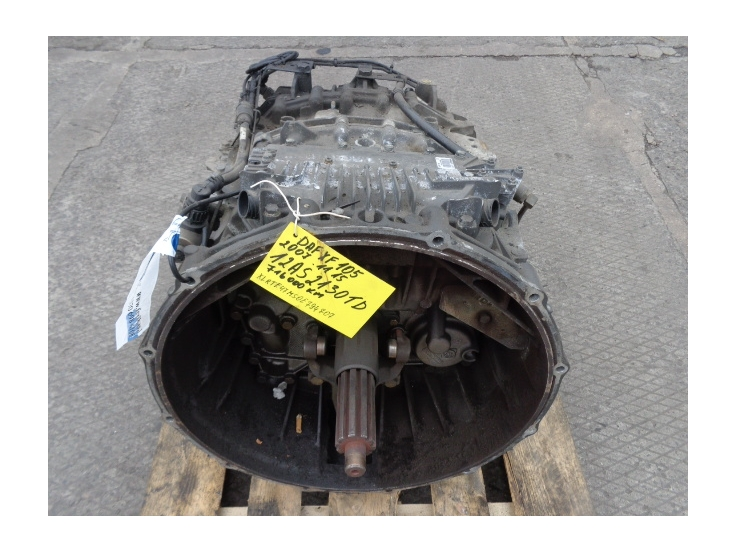 DAF 12AS2130TD gearbox 1681753