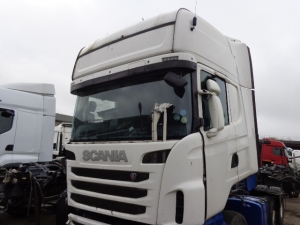 Scania CR19 High TOPLINE cab perfect condition
