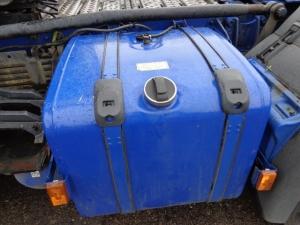 Scania aluminum complete fuel tank 300L 1871188, 1517304