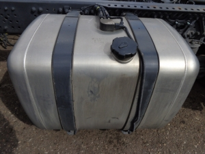 MB Actros MP4 aluminum fuel tank with brackets 9604703303, 9604700604, 9604704304