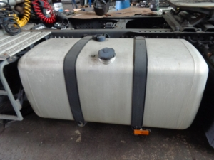 MB Actros MP4 aluminum 570L fuel tank with brackets 9604705902