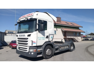 2010 Scania G380 EURO5 breaking for parts