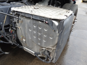 Scania EURO6 complete exhaust silencer 2248584, 2164453