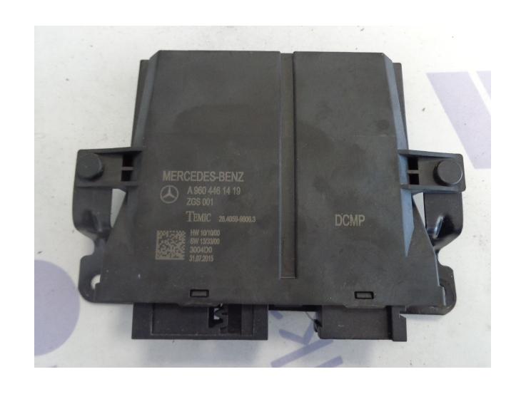 2015 Mercedes Benz Actros MP4 door control module unit 9604461419