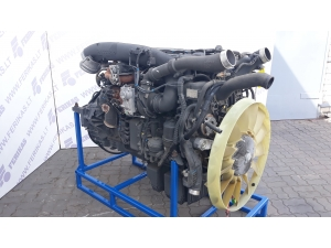 DAF XF106 EURO6 MX13 engine