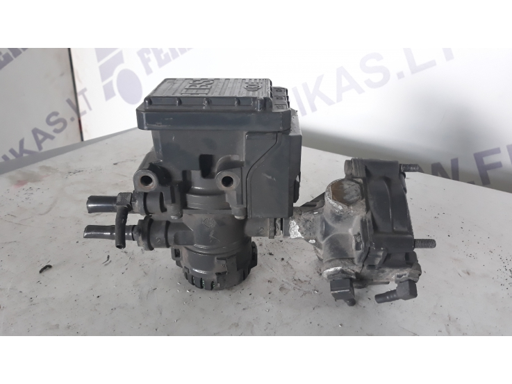 MB Actros MP4 front axle modulator A0004295724, A0004297724, K015420