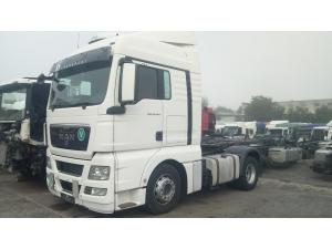 2011 MAN TGX EURO5