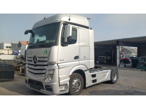 2013 Mercedes Benz Actros MP4 EURO6
