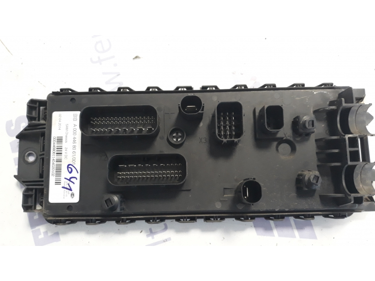 Mb Actros Mp4 Sam Chassis Control Unit A0004468061