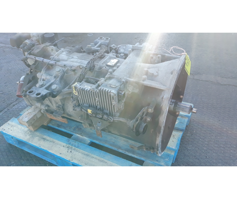 MB Actros MP3 gearbox G211-12 with VOITH retarder