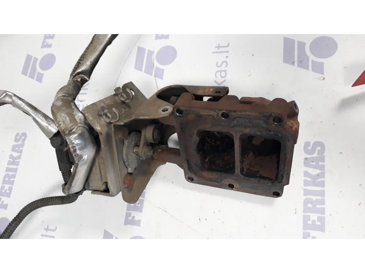 MAN EGR blocking flap valve 51081506095, 51081506129