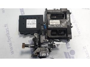 MAN D2066 EURO 5 ECU set 0281020067, 81258337008, 81258037674, PTM 81258057117, ignition key