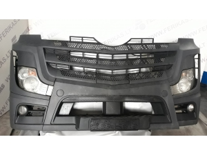 MB Actros MP4 полный бампер